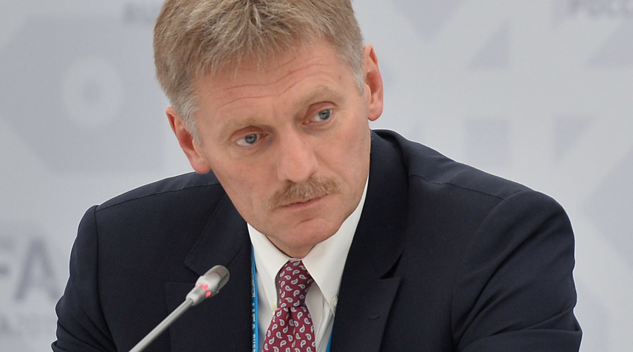 'Don't believe these reports': Putin's spokesman on Russian fighter jets in Syria claims