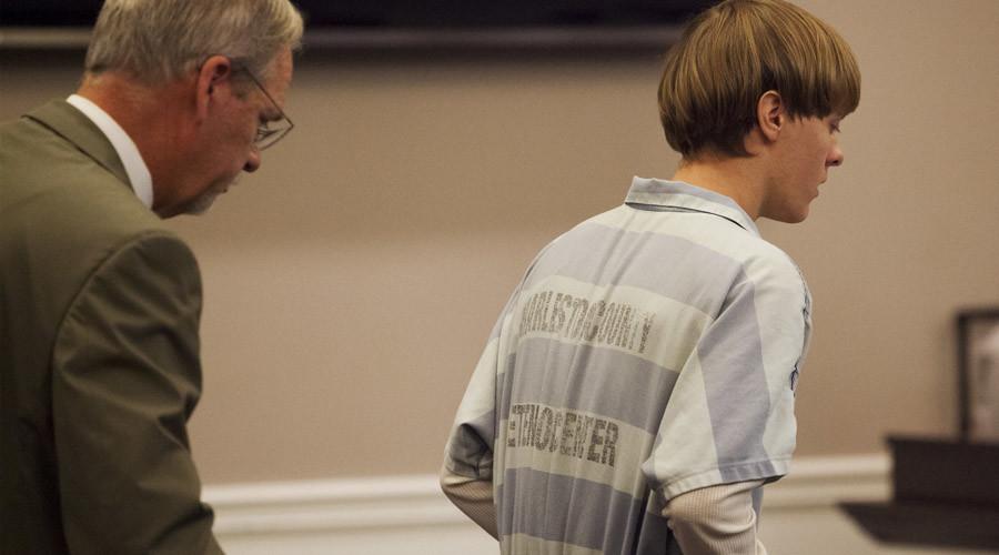 Prosecutors seek death penalty for Charleston church shooter