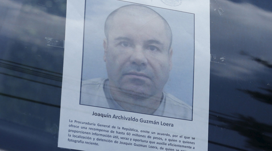 'El Chapo' may be hiding in Costa Rica, son accidentally reveals on Twitter