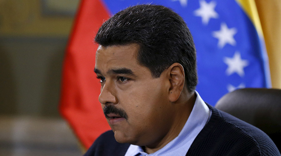 Europe has to deal with refugee disaster caused by US – Nicolas Maduro to RT