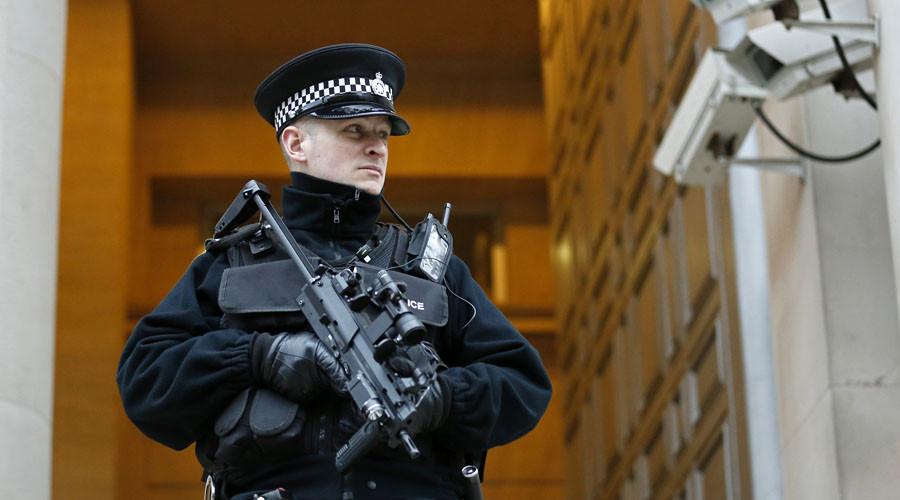 Police officer arrested over terrorist kidnap hoax