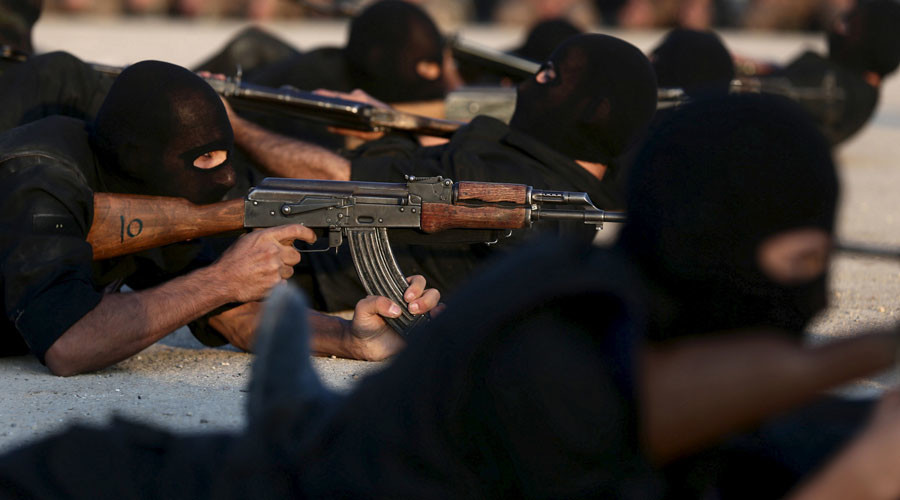 US seeks fix to failed training of anti-ISIS Syrian rebels