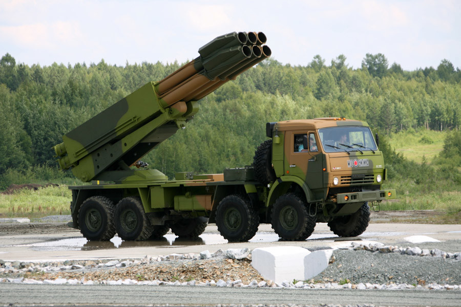 Drone buddies: Russia, China work on first MRLS-delivered scout UAV
