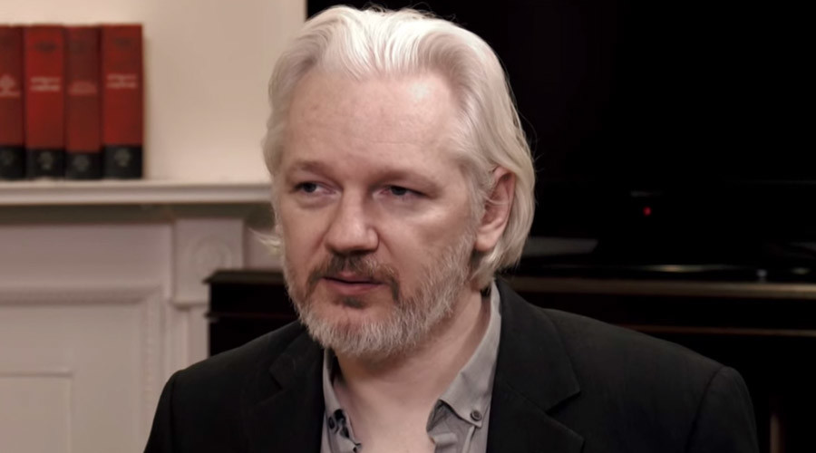 Assange on 'US Empire,' Assad govt overthrow plans & new book 'The WikiLeaks Files' (EXCLUSIVE)
