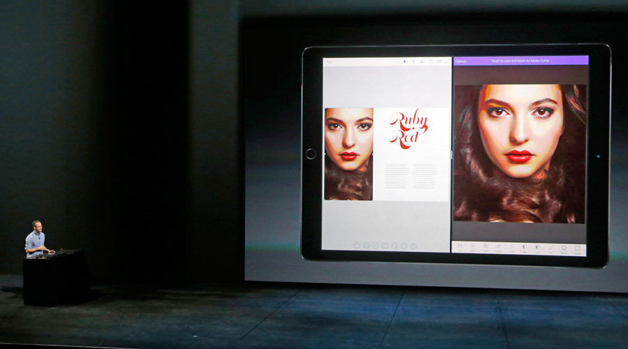 'White tech dude says woman should smile': Apple accused of sexism in Keynote presentation