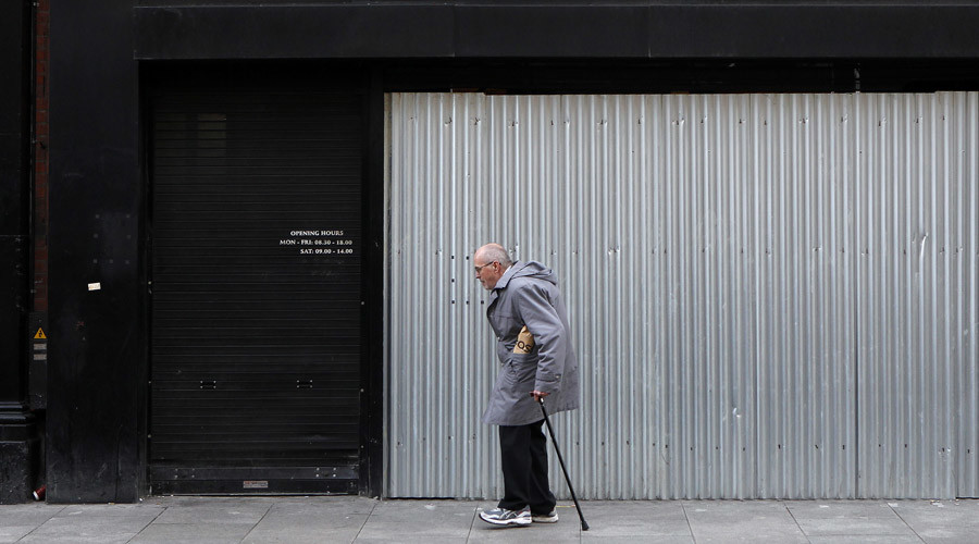 Poverty & inequality costs 550 lives each day in UK