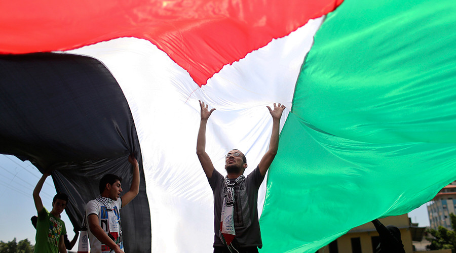 Palestinian flag to fly at UN HQ after 119 nations vote 'yes'