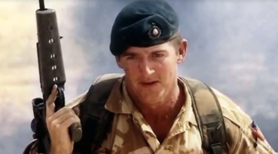 Royal Marine convicted of murdering Afghan 'insurgent' launches new appeal