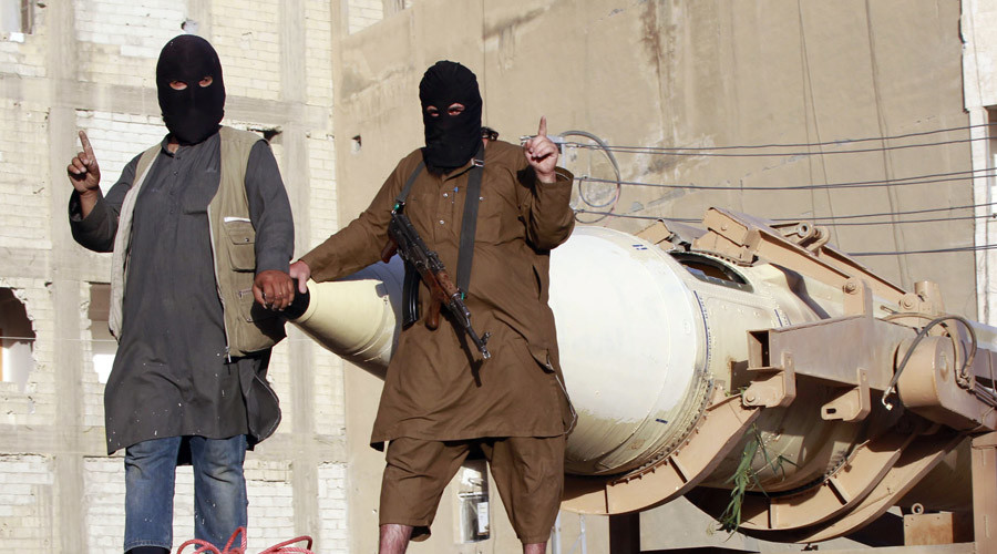 Islamic State using chemical weapons in Iraq & Syria – report