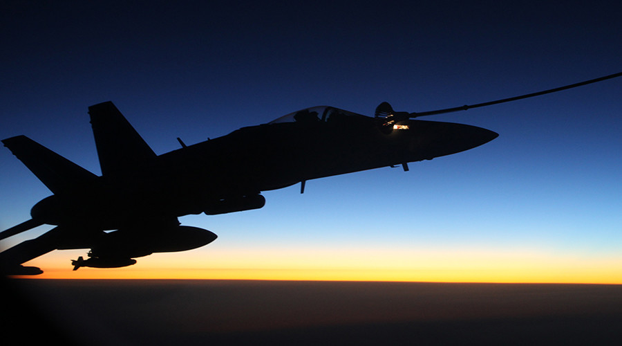 Australian Air Force completes first anti-ISIS mission in Syria