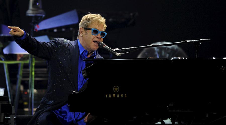Russian anti-gay lawmaker challenges Sir Elton John to verbal duel