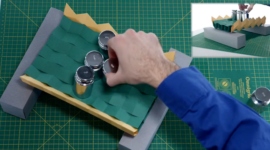 100-fold: Origami planes may become reality as new technique makes paper much stronger
