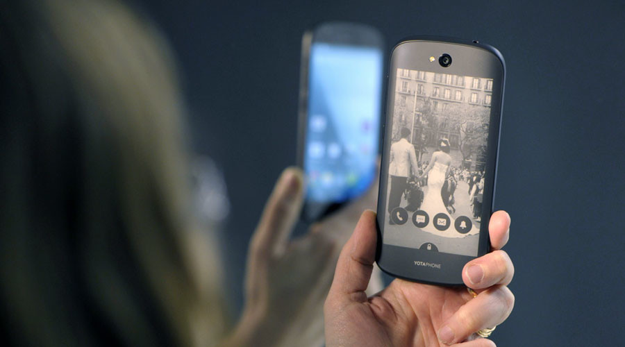 Russian tech firm Yota moves smartphone production to China