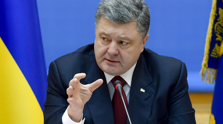 Ukrainian president bans dozens of journalists, incl from BBC, El Pais, RT's Ruptly