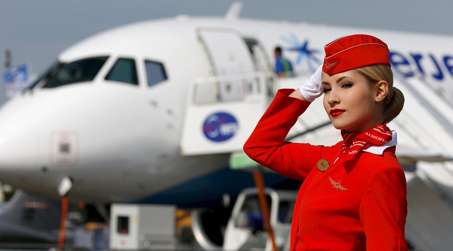 Ukraine sanctions 25 Russian airlines, including 2 which don't exist