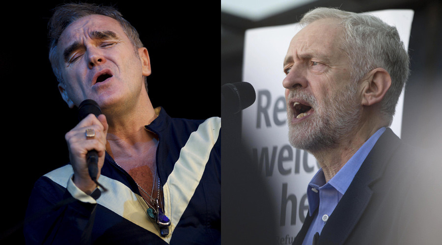 Morrissey: 'Jeremy Corbyn could be assassinated'