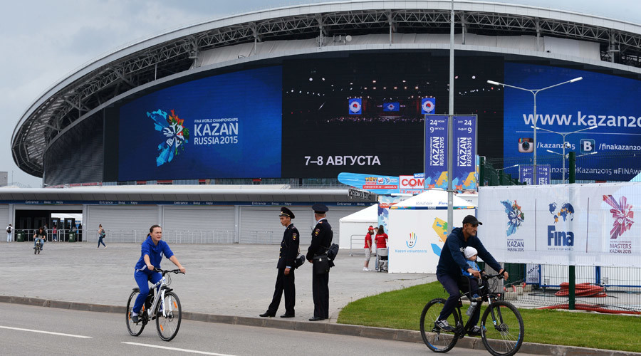 1,000 days until 2018 FIFA World Cup: Sneak peek at Russia's coolest host arenas
