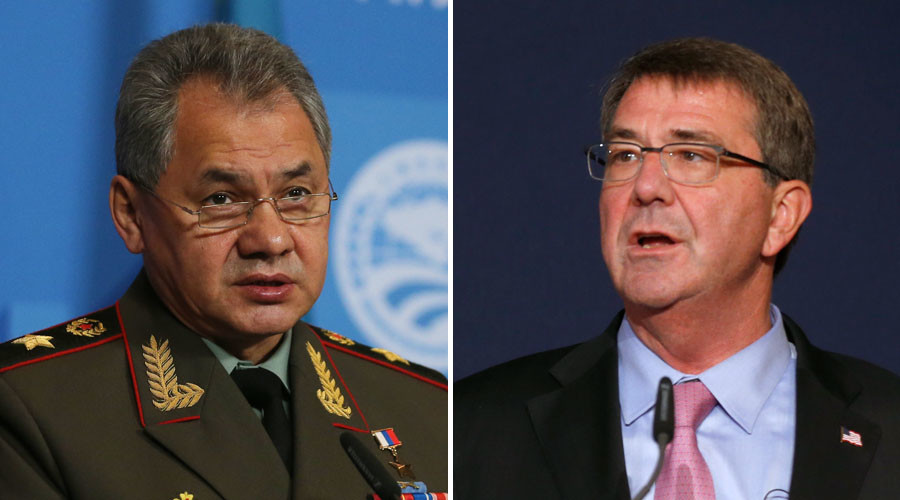 Russian defense, Pentagon chiefs agree to restore military contacts, discuss Syria