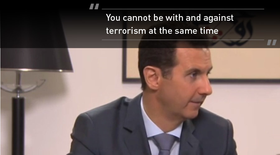Syrian War, ISIS & Western Propaganda: Assad Interview In