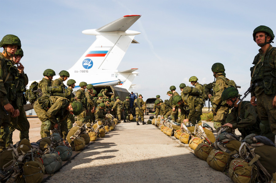 Center-2015: Russia's biggest military drills of the year enter final stage (PHOTOS, VIDEO)