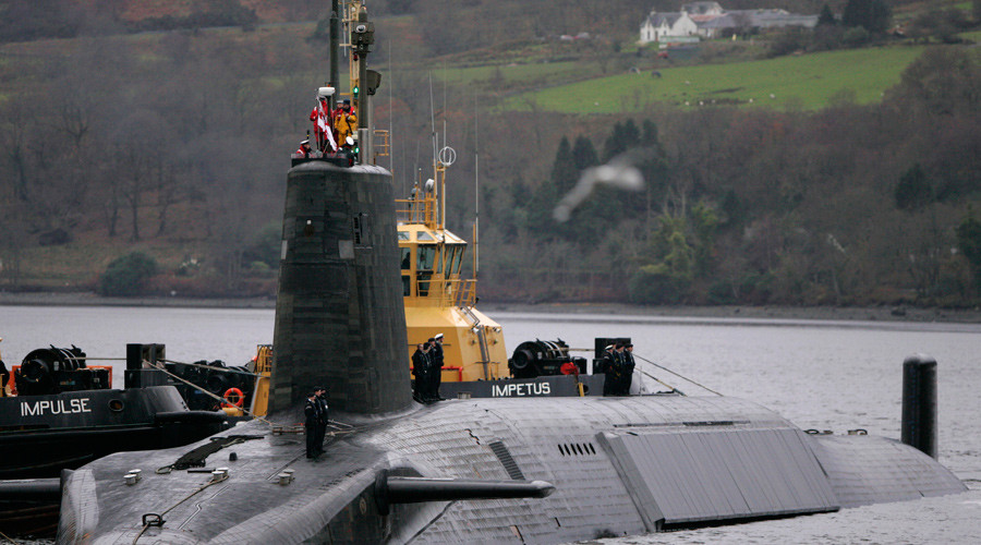 Calls to scrap Trident nukes threaten party unity at Labour & Lib Dem conferences