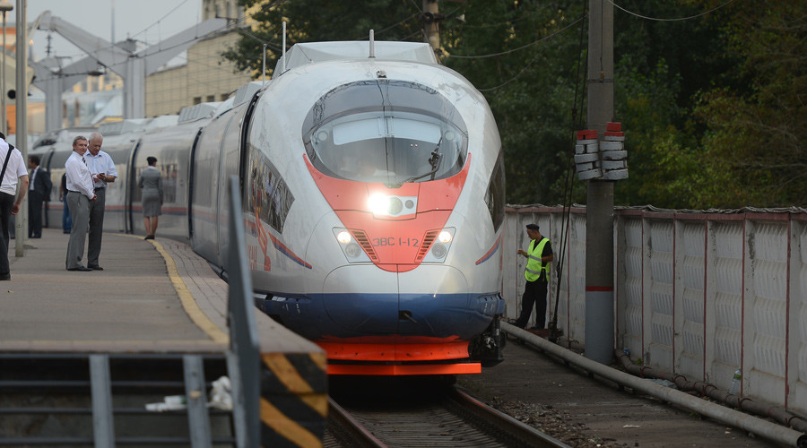 Russia approves railroad to bypass Ukraine