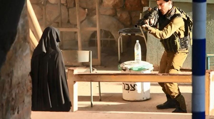 IDF shoots 18yo Palestinian woman 10 times, lets her die in street (PHOTOS)