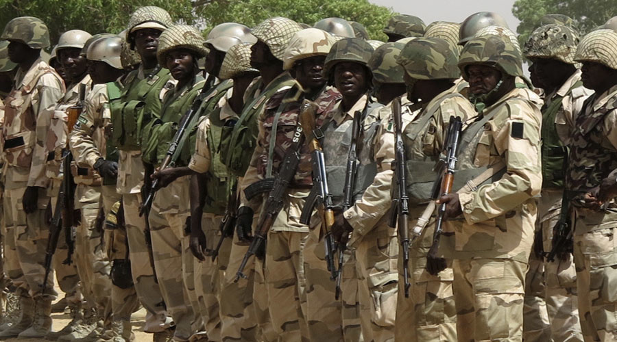 Nigerian army frees 241 women & children from Boko Haram camps