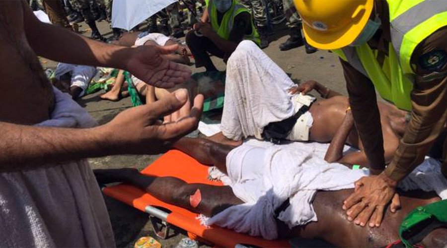 Mecca stampede: 717 people killed, 863 injured in Hajj crush (PHOTOS, VIDEO)