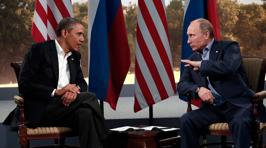Putin to meet Obama at UN General Assembly in New York - Kremlin