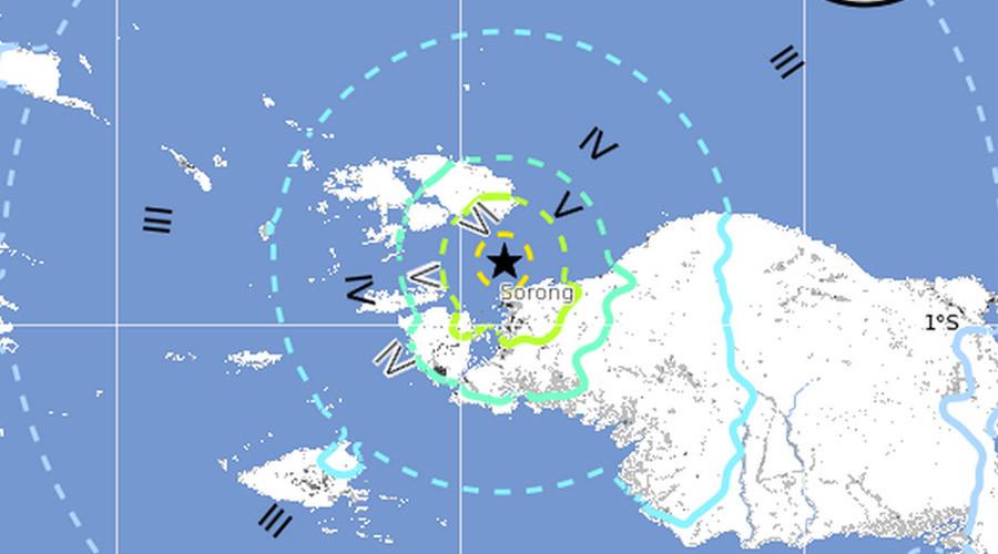 Magnitude 6.9 earthquake strikes off coast of Indonesia – USGS