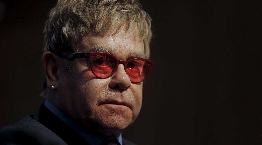 This time for real: Putin calls Elton John, agrees personal meeting