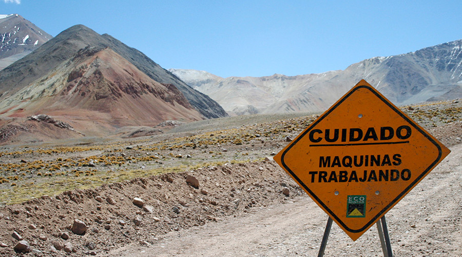 Canadian mining company admits to 1mn-liter cyanide spill in Argentina