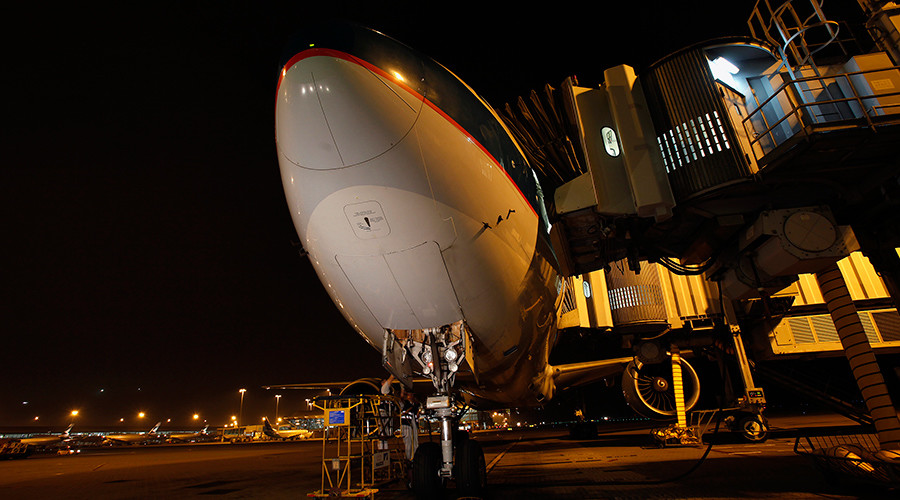 'Bang, flames, lights went out': Cathay Pacific jet diverted to Bali with one engine out
