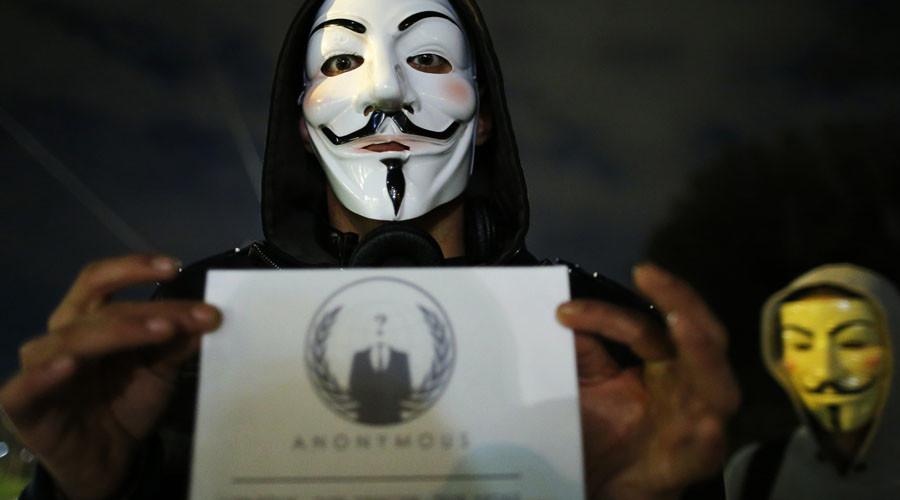 Op Nimr: Anonymous targets Saudi websites as teen awaits crucifixion for 'anti-govt activities'