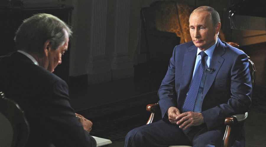 Cameron hints he could work with Putin to defeat Islamic State
