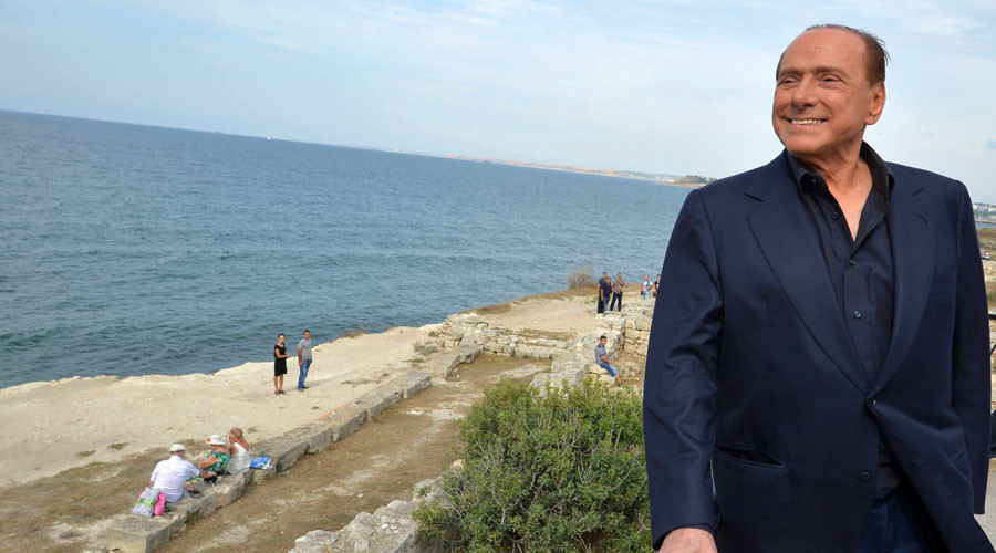 Crimean referendum was 'valid' and 'democratic' – Silvio Berlusconi