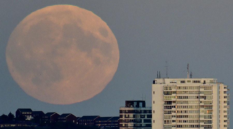 Eyes on the sky! Rare 'SuperBloodMoon' excites social media (PHOTOS)