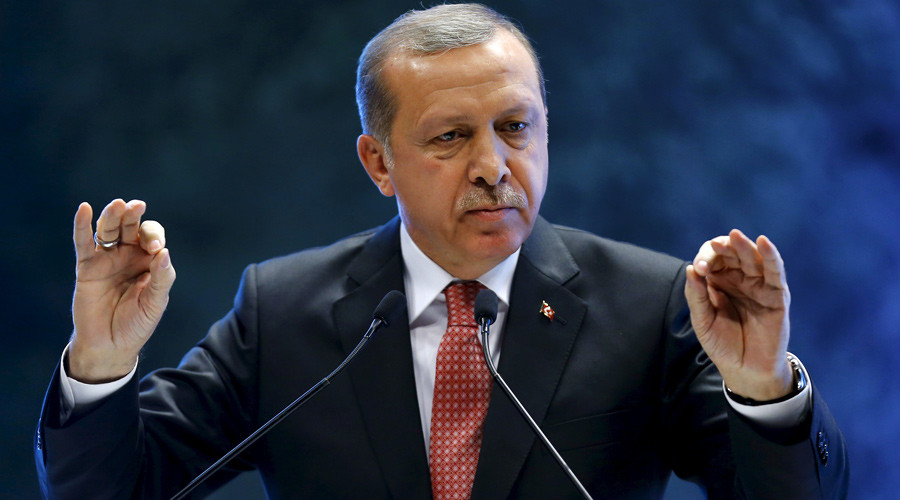 Teenagers face 4 years in prison for ripping up posters of Turkish president
