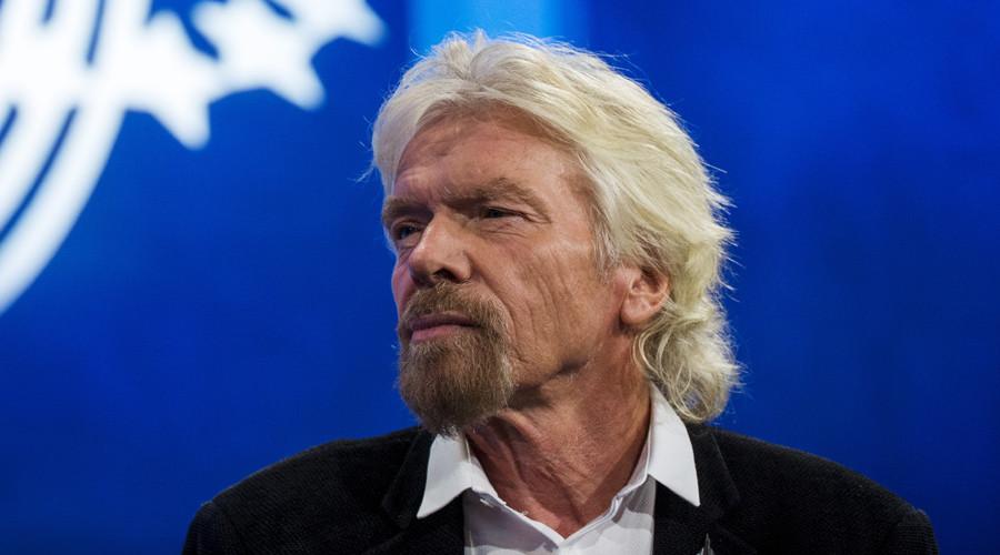 Virgin Atlantic considers expanding to Moscow - Branson