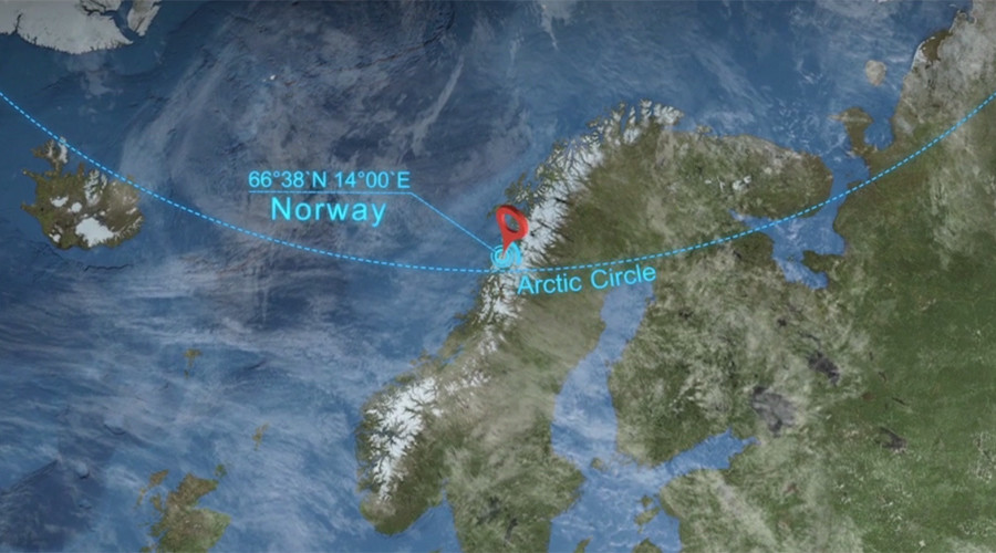 Luxury Ice Cubes Greens Slam Insane Plan To Carve Norway - Norway glacier map