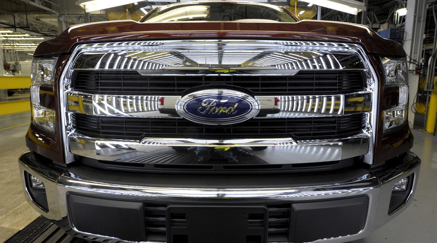 Ford to assemble trucks in Russia