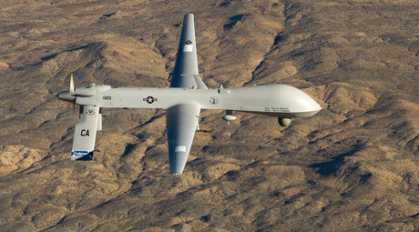 A U.S. Air Force MQ-1 Predator © U.S. Air Force / Tech. Sgt. Effrain Lopez / Handout