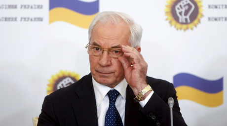 Violent riots just a 'natural event' under Ukraine's new regime – ex-PM to RT