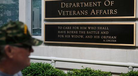 Veteran sets self on fire outside VA clinic