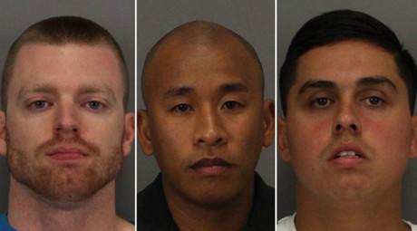 (L-R) Matthew Farris, Jereh Lubrin, Rafael Rodriguez © Santa Clara County Sheriff's Office