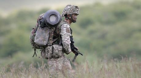 Armed Forces minister claims UK defense no longer a 'basket case'