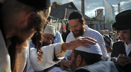 Hasidic Jewish camp attacked in Ukraine ahead of pilgrimage