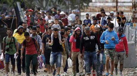 Syrian refugees. © Yannis Behrakis