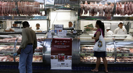 Brazil wants to export more meat to Russia